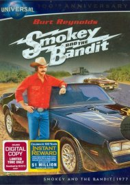 Smokey And The Bandit (DVD + Digital Copy) Movie
