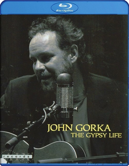 John Gorka: The Gypsy Life Blu-ray