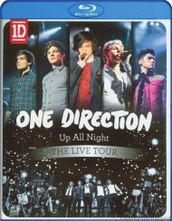 One Direction: Up All Night - The Live Tour (IMPORT) Blu-ray
