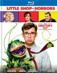 Little Shop Of Horrors: The Directors Cut & Theatrical Version (Digibook) Blu-ray