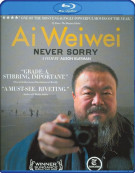 Ai Weiwei: Never Sorry Blu-ray