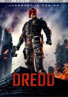 Dredd (DVD + Digital Copy + UltraViolet) Movie