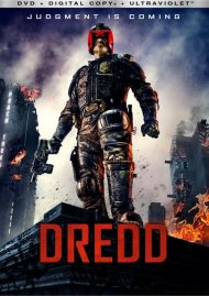 Dredd (DVD + Digital Copy + UltraViolet) Movie
