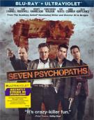 Seven Psychopaths (Blu-ray + UltraViolet) Blu-ray