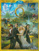Oz The Great And Powerful (Blu-ray + DVD + Digital Copy) Blu-ray
