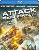 Attack From Beneath Blu-ray