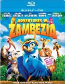Adventures In Zambezia (Blu-ray + DVD Combo) Blu-ray