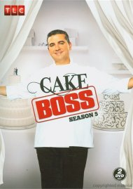 Cake Boss: Season 5 - Volume 1 Movie