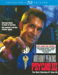 Psycho III: Collectors Edition Blu-ray