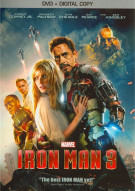 Iron Man 3 (DVD + Digital Copy) Movie