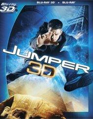 Jumper 3D (Blu-ray 3D + Blu-ray Combo) Blu-ray