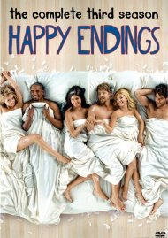 Happy Endings: The Complete Third Season Movie