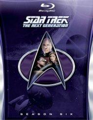 Star Trek: The Next Generation - Season 6 Blu-ray