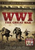 WWI The Great War: 100th Anniversary Memorabilia Set Movie