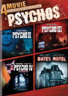 4-Movie Midnight Marathon Pack: Psychos Movie