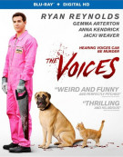 Voices, The (Blu-ray + UltraViolet) Blu-ray