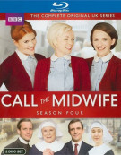 Call The Midwife: Season Four Blu-ray