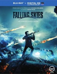 Falling Skies: The Complete Fourth Season (Blu-ray + UltraViolet) Blu-ray