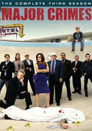Major Crimes: The Complete Third Season Movie
