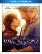Far From The Madding Crowd (Blu-ray + UltraViolet) Blu-ray