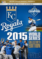 Kansas City Royals: 2015 World Series Collection - Collectors Edition Movie