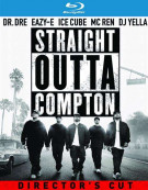 Straight Outta Compton (Blu-ray + DVD + UltraViolet) Blu-ray