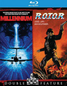 Millennium/R.O.T.O.R (Double Feature) Blu-ray