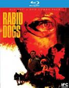Rabid Dogs (Blu-ray + DVD Combo) Blu-ray