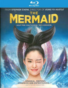 Mermaid, The (UltraViolet + DVD) Blu-ray