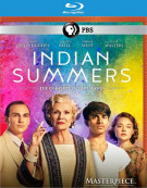 INDIAN SUMMERS-COMPLETE SECOND SEASON (Blu-Ray) Blu-ray