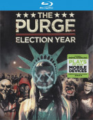 Purge, The: Election Year (Blu-ray + DVD + UltraViolet) Blu-ray