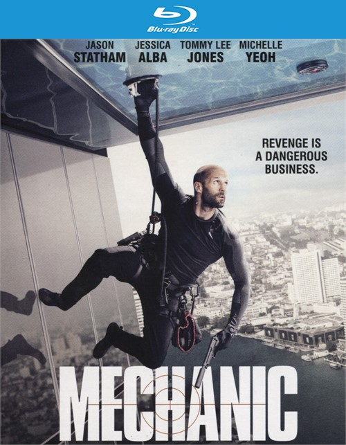 Mechanic: Resurrection (Blu-ray + DVD + UltraViolet) Blu-ray
