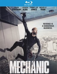 Mechanic: Resurrection (Blu-ray + DVD + UltraViolet) Blu-ray