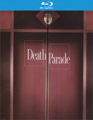 Death Parade- Complete Series: Limited Edition(Blu-ray + DVD Combo) Blu-ray
