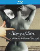 Story of Sin (Blu-ray + DVD Combo) Blu-ray