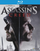 Assassins Creed (4K Ultra HD + Blu-ray + UltraViolet) Blu-ray