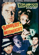 Bowery At Midnight (Roan) Movie