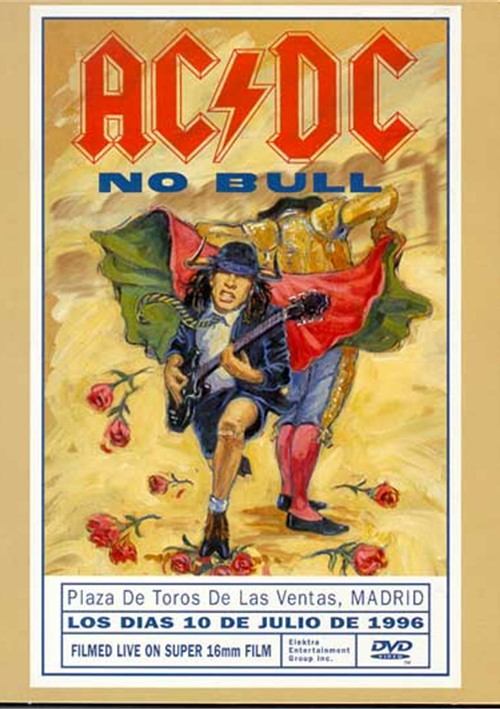 AC/DC: No Bull Movie