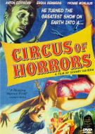 Circus Of Horrors Movie