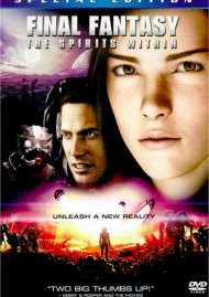 Final Fantasy: The Spirits Within Movie