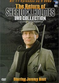 Return Of Sherlock Holmes, The: DVD Collection Movie