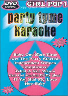 Party Tyme Karaoke: Girl Pop 1 Movie