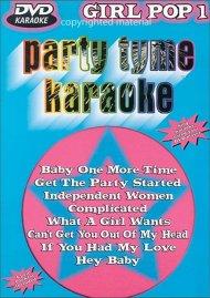 Party Tyme Karaoke: Girl Pop 1 Movie