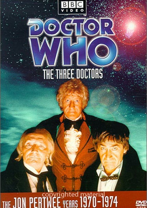 Doctor Who: The Three Doctors Movie