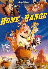 Home On The Range Movie