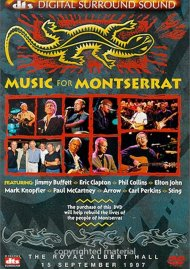 Music For Montserrat Movie