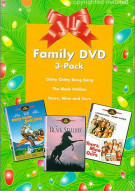 Family Classics 3 Pack Giftset Movie