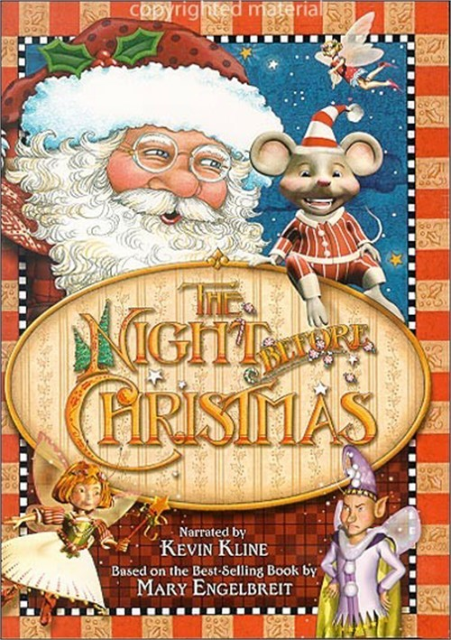 Night Before Christmas, The Movie