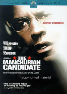 Manchurian Candidate, The (Fullscreen) Movie