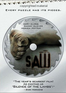 Saw (Fullscreen) Movie